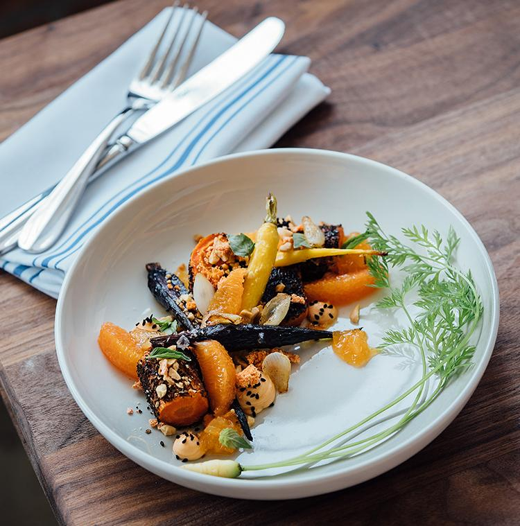 Les restaurants BRU® avec une étoile verte MICHELIN en 2021
